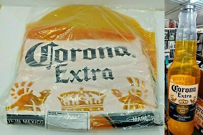 Corona Extra Beer Bottle 6ft Tall NEW Blow Up Party Inflatable