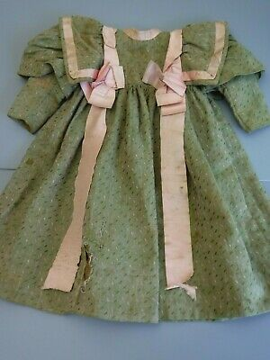 Antique Girls Prairie Dress