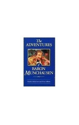 """Adventures of Baron Munchhausen"": Story of the S... by Gilliam, Terry Paperback"