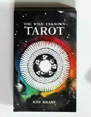The Wild Unknown Tarot Deck 78 Cards Divination Prophet Cards