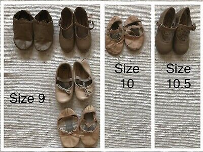 Girls Ballet & Tap - Clothing 1 to 4 - Shoes 9 to 10.5