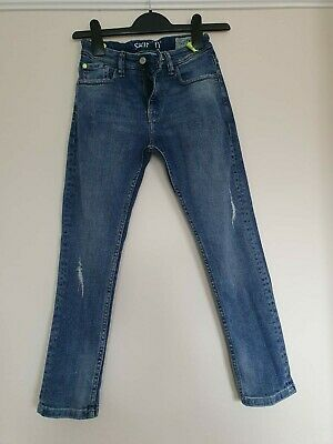 Boys NEXT Skinny Jeans Barely Worn - Age 9 Years