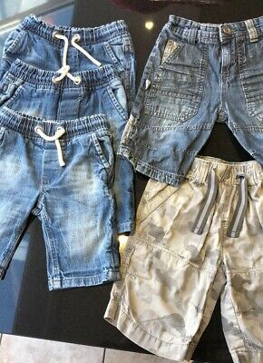 Boys Next Shorts Bundle Age 5 Yrs
