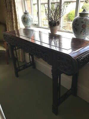 Console Table From Hong Kong