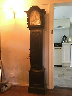 Beautiful Grandmother / Longcase Chiming Clock