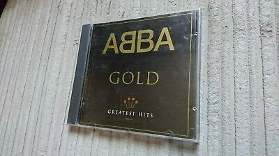 Abba - Gold Greatest Hits Cd Compilation Album 1992