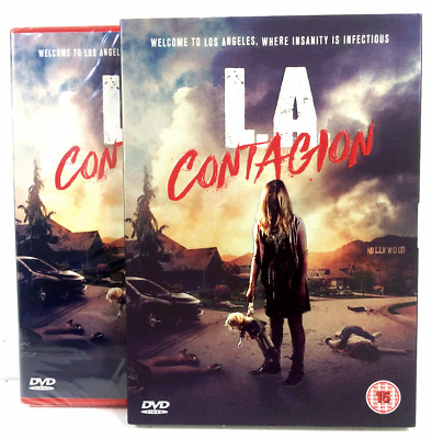 L.A. Contagion DVD Region 2 New and Sealed