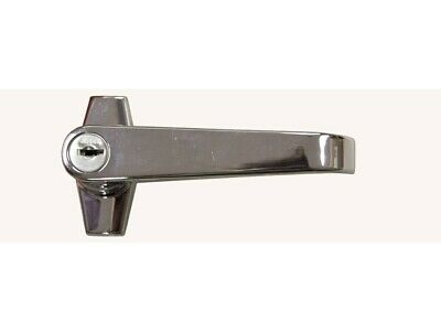 Justright Replacement L-Handle For Lever-Type Handle On Safety Cabinet 25903