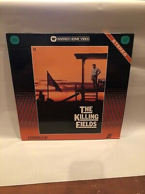 The Killing Fields Laserdisc Extended Play
