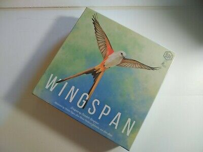 Stonemaier Games STM900 Wingspan Board Game Brand New and Sealed!