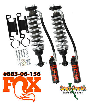 Fox Factory Series Front and Rear Shock Package for 2019 + Ford Ranger US Model
