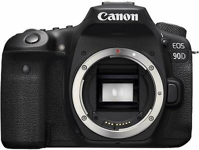BRAND NEW Canon EOS 90D DSLR Camera (Body Only)  3616C002