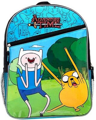 Adventure Time Jake and Finn Small Recycled Shopper Tote Bag NEW UNUSED
