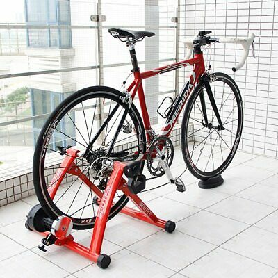 Indoor Silent Roller Trainer Road Bike Training Cycle Bicycle Exercise Platform