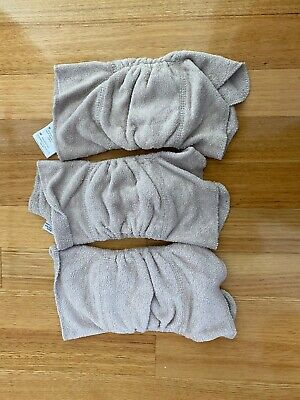 Close Pop In 3x BN Night Booster Inserts For Cloth Nappies