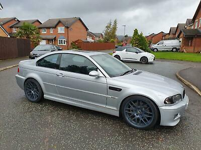BMW E46 M3 3.2 Coupe SMG Auto Clutch + Gearbox Done Subframe Checked