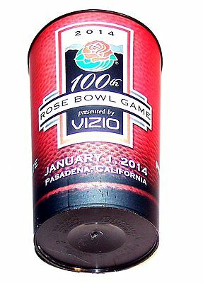 2014 NCAA Rose Bowl Stanford Cardinals Michigan St. Spartans Beer Cup EX Tickets
