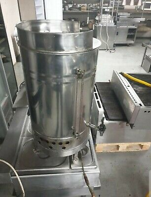 LPG TEA URN ,Logo Gas Water Boiler 40L