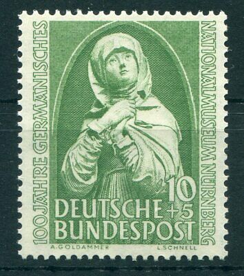 (TV01221) Germania 1952  Stamps