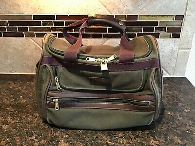 Orvis Battenkill Small Duffle, Overnighter, Carry On, Gym bag, HTF, GUC