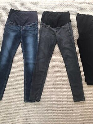 Maternity Trousers Bundle H&M Size 12