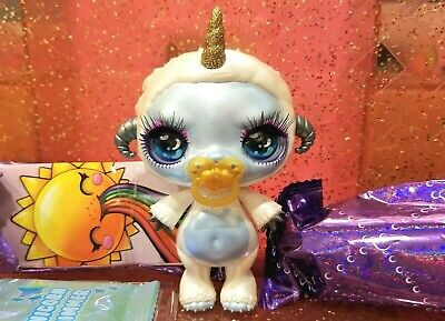 Sparkly Critters AVALANCHE Poopsie Slime Surprise Rare Ram New Figure Out Of Can