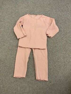 baby girls tracksuit 6-9 months