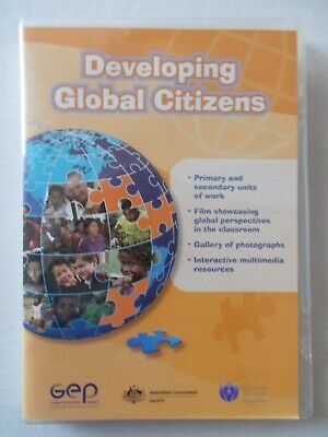 - Developing Global Citizens [Pc Cd-Rom] Interactive Multimedia [Brand New]