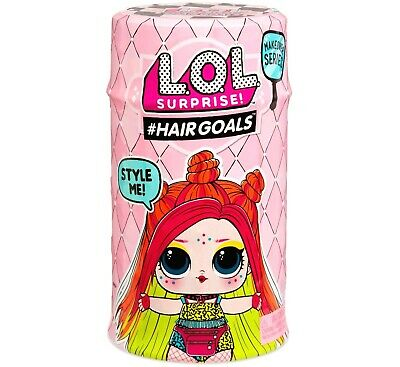 LOL Surprise HAIRGOALS Makeover Series Wave 2 Sealed Ball 💖 Free Shipping