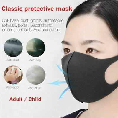 Adult / Child Cloth Face protector from dust, allergens and wind