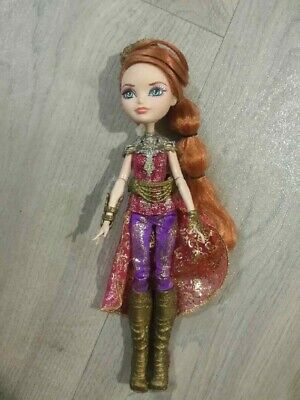 Mattel Ever After High Doll Dragon Games HOLLY O'HAIR - Red Hair