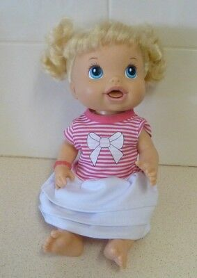 """""""Baby Alive""""  Doll 2011 - Hasbro - Giggles, Makes Eating , Burping Etc Noises"""
