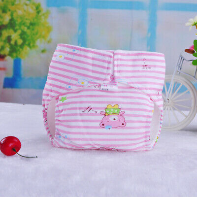 Newborn Baby Cloth Nappies Printing Adjustable Reusable Pocket Diapers Cover