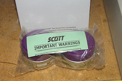 Lot Of 6 New Scott 642-MPC FILTERS 3 SETS
