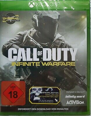 XBOX ONE Spiel Call Of Duty: Infinite Warfare DAY ONE EDITION NEU&OVP