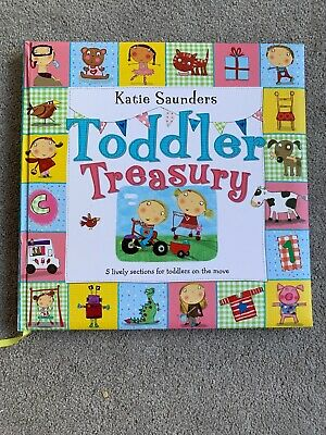 Toddler Treasury Reading Picture Book
