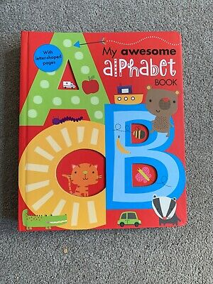My Awesome Alphabet Book Reading Picture Book