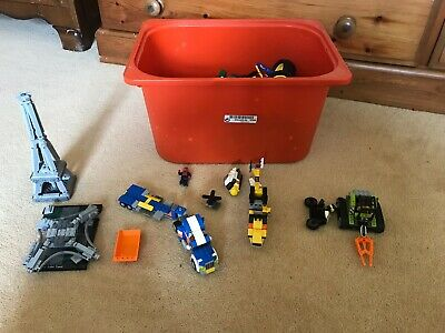 lego bundle 2.5kg With A Complete Lorry And Trailer.