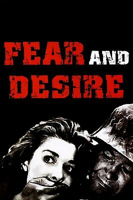 fear and desire 1953 war/drama frank silvera dvd