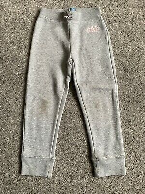Gap Girls 4 Years Grey Tracksuit Bottoms