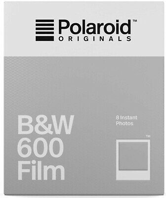 Polaroid B&W Film for 600 -Type Cameras
