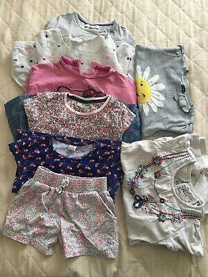 Girs Bundle Clothes Top Jumper Dresess Age 2-3 Zara, Next Hello Kitty River Isl