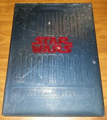 The Star Wars Technical Journal, Hardcover collection published 1995
