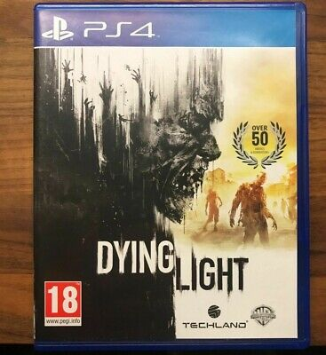 Dying Light Playstation 4 PS4 **FREE UK POSTAGE!!**