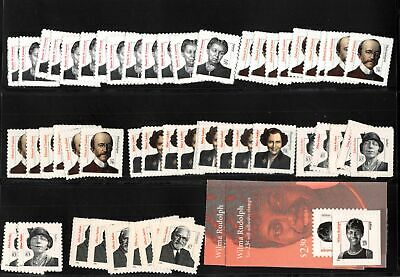 Lot of 131 U.S. Distinguished Americans MNH Mint Never Hinged Stamps #131176 X
