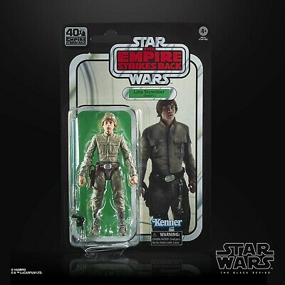 Star Wars Black Series 40th Anniversary Wave 1: Bespin Luke Skywalker Episode 5