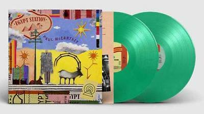 Paul McCartney Egypt Station 2 LP Green Vinyl Spotify Exclusive  NEW Sealed