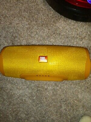 JBL Charge 4 Portable Wireless Bluetooth Speaker Waterproof Yellow New $CHEAP$