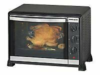 ROMMELSBACHER BG 1550 Electric oven with grill 30 litres 1550 W black BG1550
