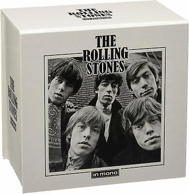 Rolling Stones Mono CD Box NEW IN SHRINK 15 CDs